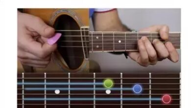 5 Best Guitar Learning Applications